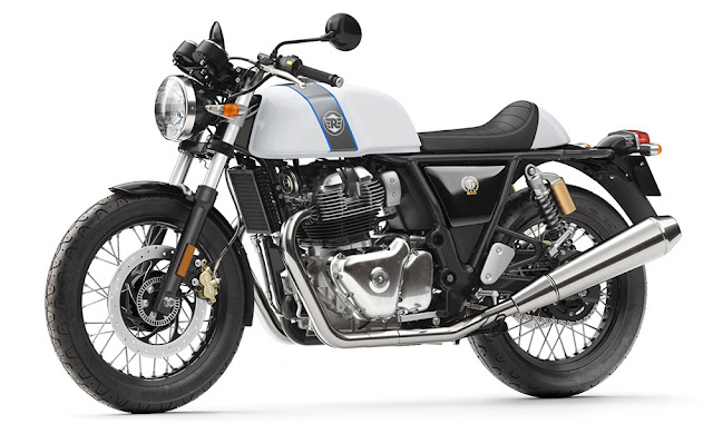 Royal Enfield Continental GT 650cc motorcycle