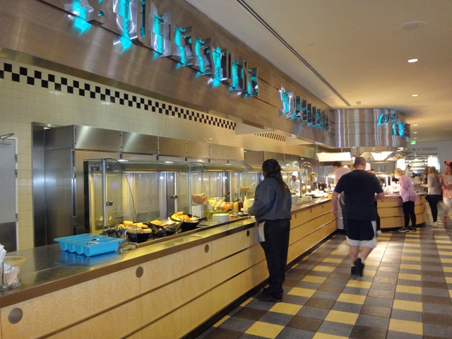 Restaurant Des Starts en Walt Disney Studios