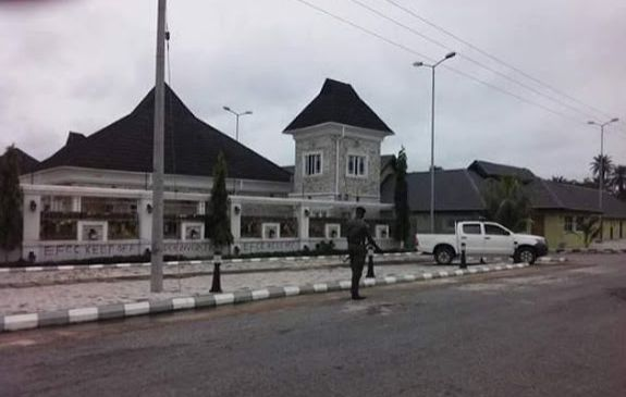 Photos Of The Mansion Seized From George Turnah, Jonathan's godson - EFCC