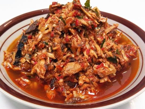 Resep Masakan Cara Membuat Sambal Ikan Tongkol Suwir Pedas Dan Lezat Resepinmasakan Resepin Masakan