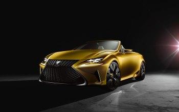 Wallpaper: Lexus LF-C2 Concept