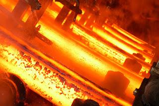 high temperature industrial process for pyrometer temperature measurement