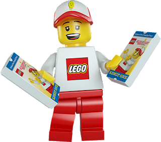 Hey Ohio! @LegoCreativity KidsFest is in Columbus this November