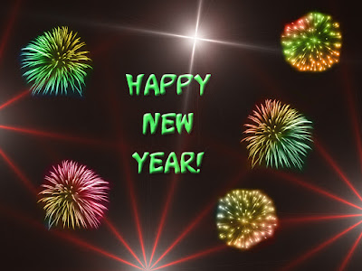 New Year 2017 greetings