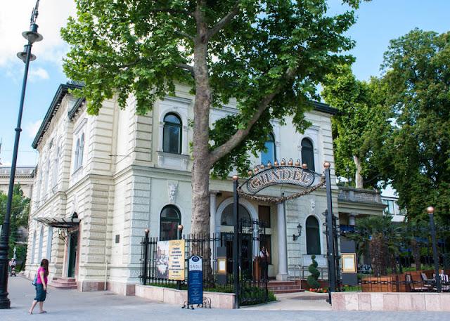 Dia 2 em Budapeste