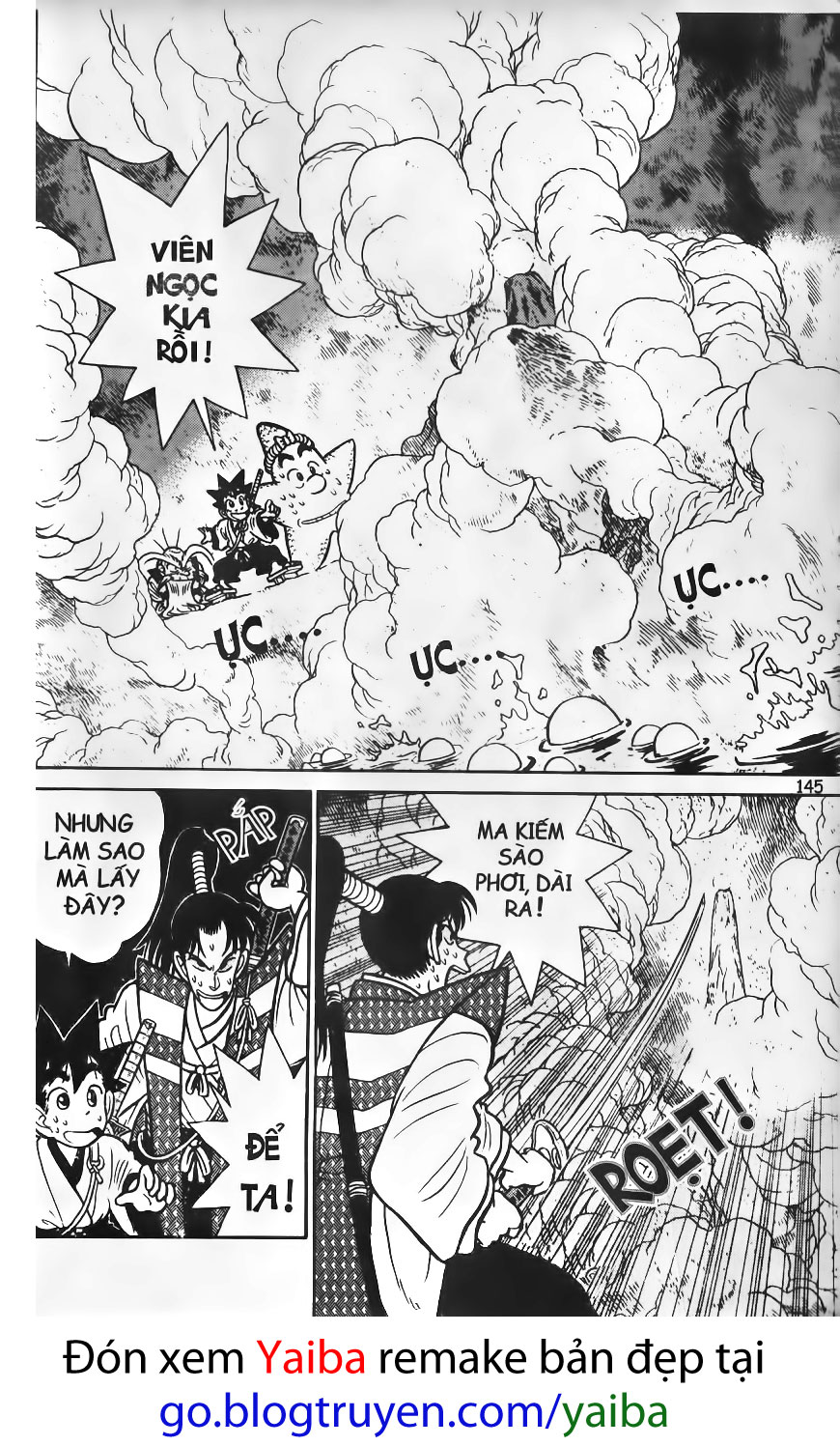 Yaiba chap 77 trang 16
