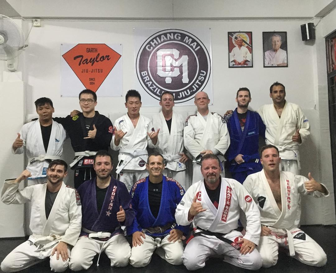 My 3 Month Fight Camp in Thailand: Brazilian Jiu-Jitsu (BJJ