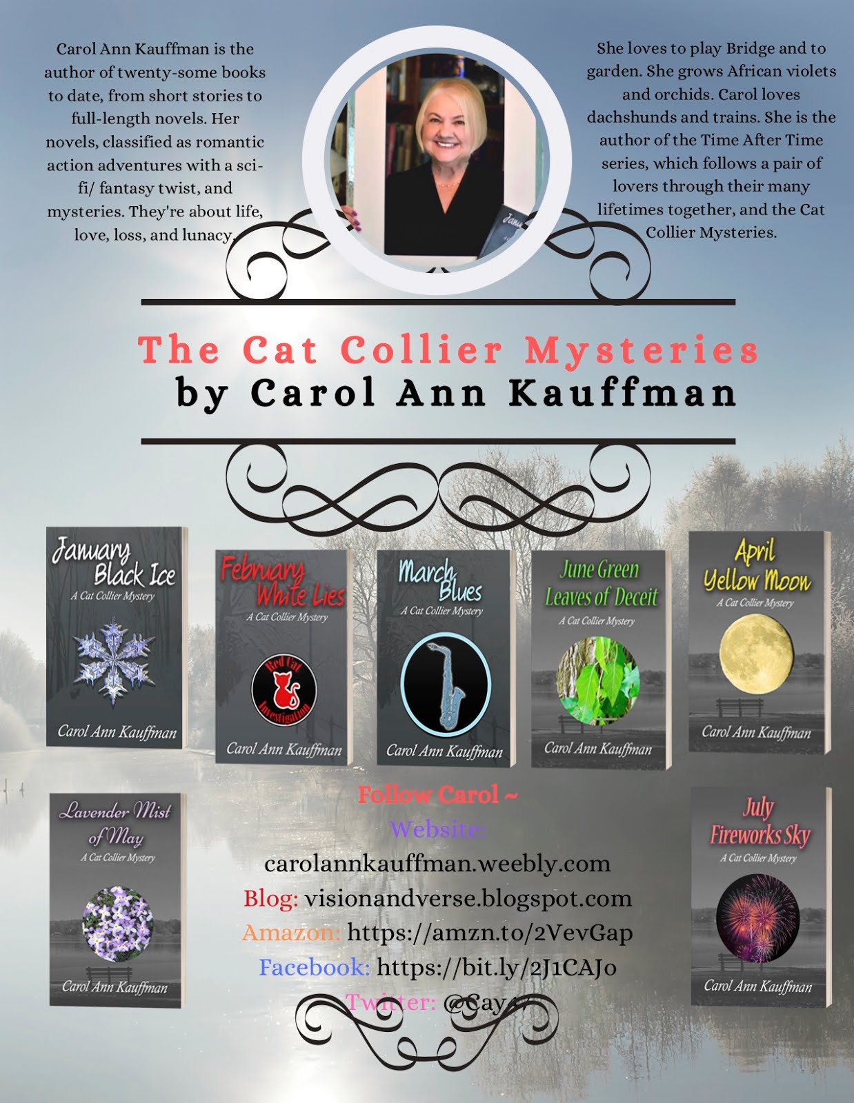 Cat Collier Mysteries