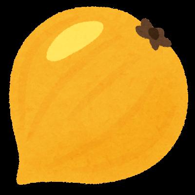 エッグフルーツのイラスト
