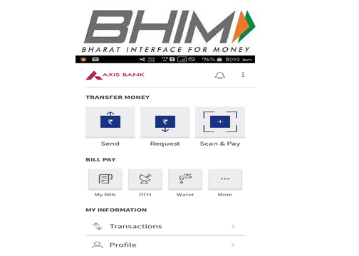 BHIM App से Mobile Recharge, Electricity, DTH, Pay कैसे करे