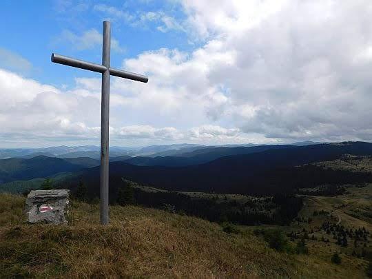 Jarowica (ukr. Яровиця; 1567 m n.p.m.) - najwyższy szczyt Gór Jałowiczorskich.