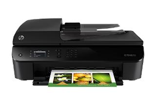 HP Officejet 4630 e-All-in-One