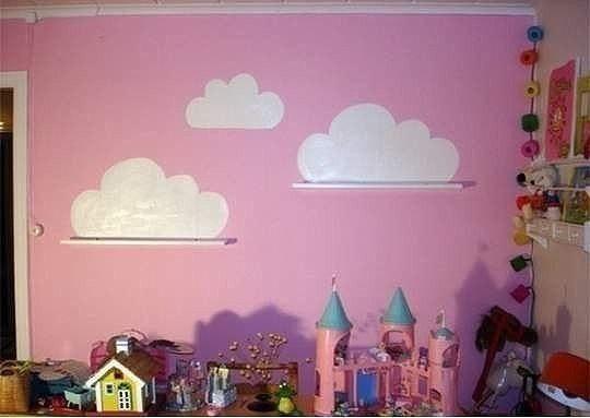 9 ideas f ciles para decorar habitaciones infantiles mimundomanual - Habitaciones infantiles economicas ...