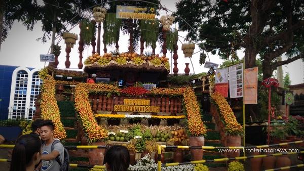 Tnalak Festival 2016 Bahay Kubo & Products Display
