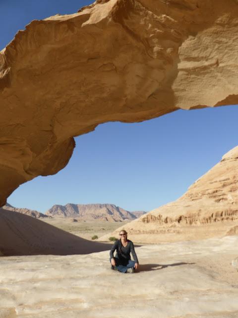 The Arch, Wadi Rum, Jordan