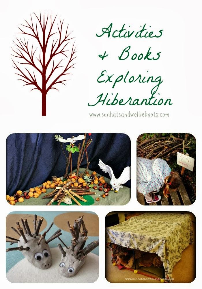 sun hats  u0026 wellie boots  books  u0026 activities for kids to explore hibernation