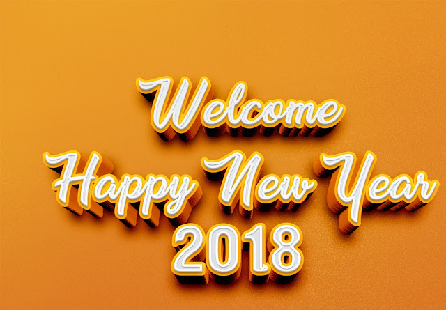 Goodbye 2017 Welcome 2018 Images