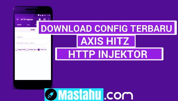Axis Config HTTP INJEKTOR No Limit Gratis