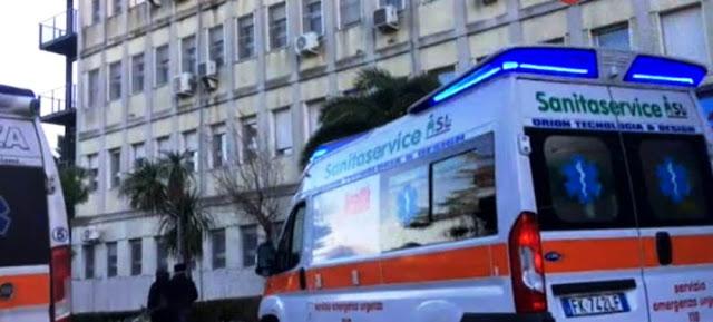Apricena, altra ambulanza in fiamme. Il sindaco, Potenza, sbotta « Ora BASTA!...è  l'ennesima ambulanza incendiata con metodi mafiosi…»