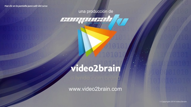 Curso VIDEO2BRAIN Fundamentos de la Programación