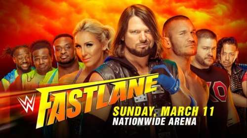 WWE Fastlane 11th March 2018 Full Show Free Download
