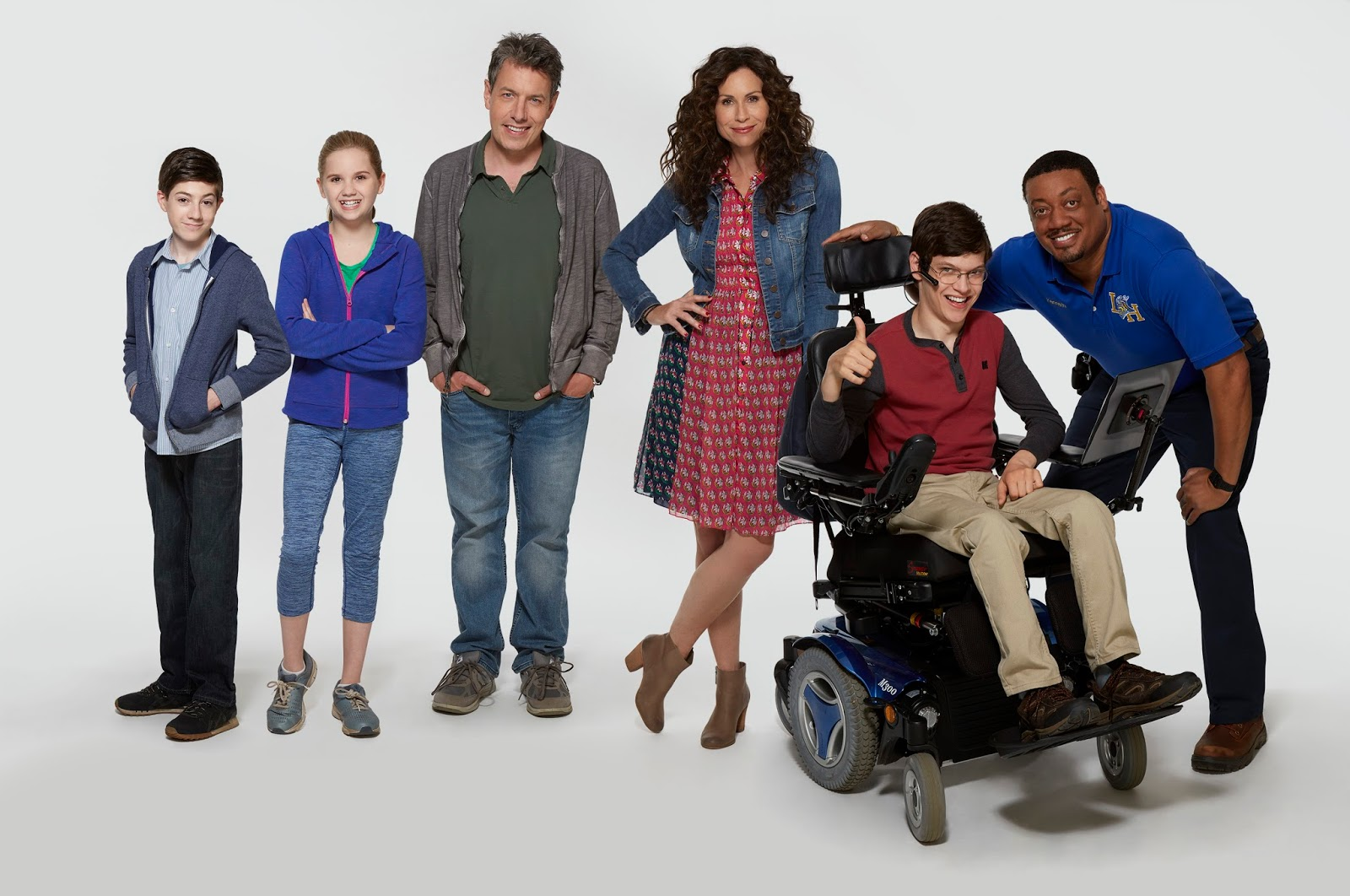 Minnie Driver-Micah Fowler-Discapacidad-serie-ABC Family-blog