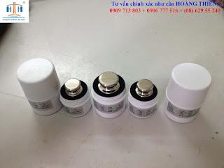 dịch vụ cho thuê quả chuẩn gang thép inox HTH loại f1, f2, f3, f4