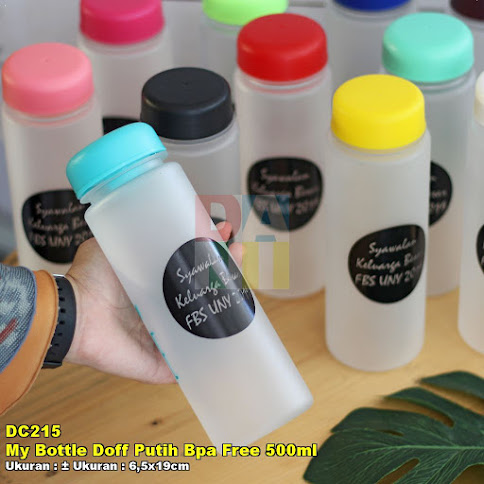 My Bottle Doff Putih Bpa Free 500ml