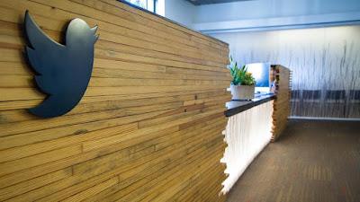 Sede de Twitter en San Francisco, en Estados Unidos.