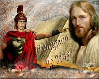 Resultado de imagen para Mateo 8,5-11