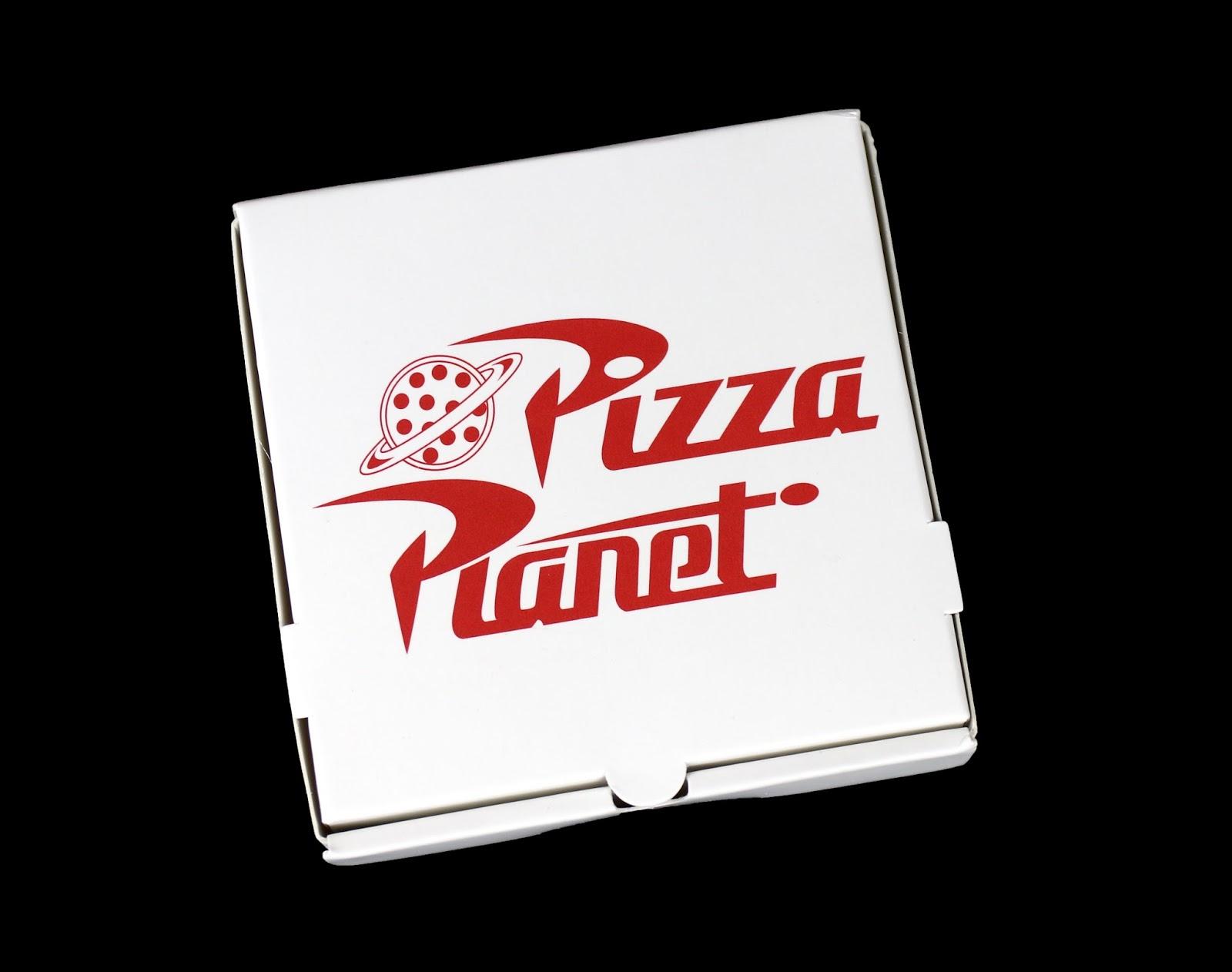 toy story pizza planet sticky note set
