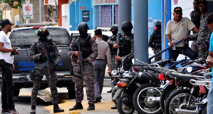 Policías se convierten en blanco de la delincuencia