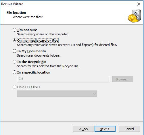 Proses scan memori