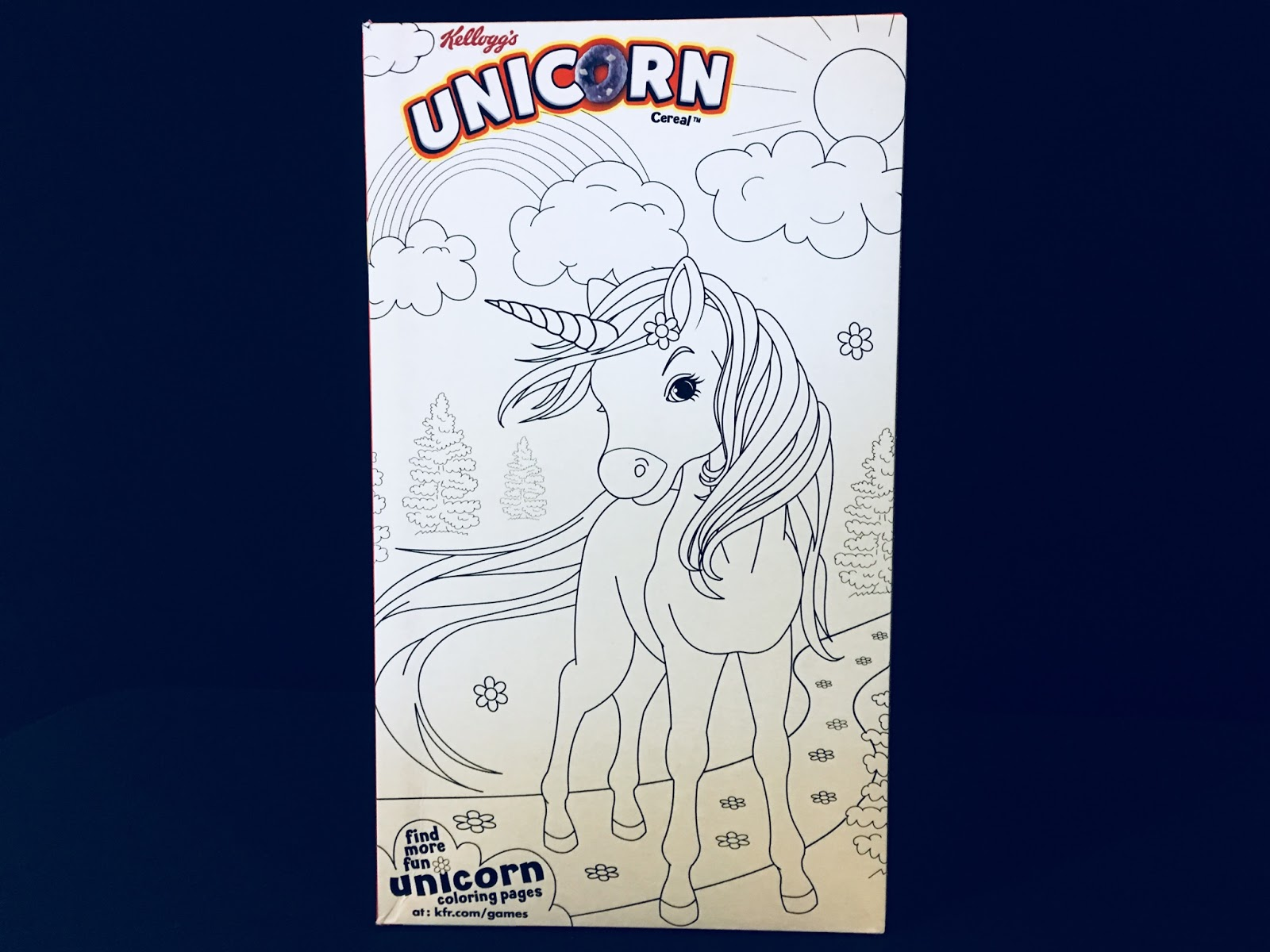 Jon Crunch Is Kellogg S Unicorn Cereal A Magical Breakfast