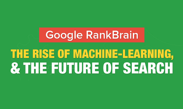 The Rise of Machine-Learning, and The Future of Search