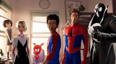 Film Spider-Man: Into the Spider-Verse (2018)1