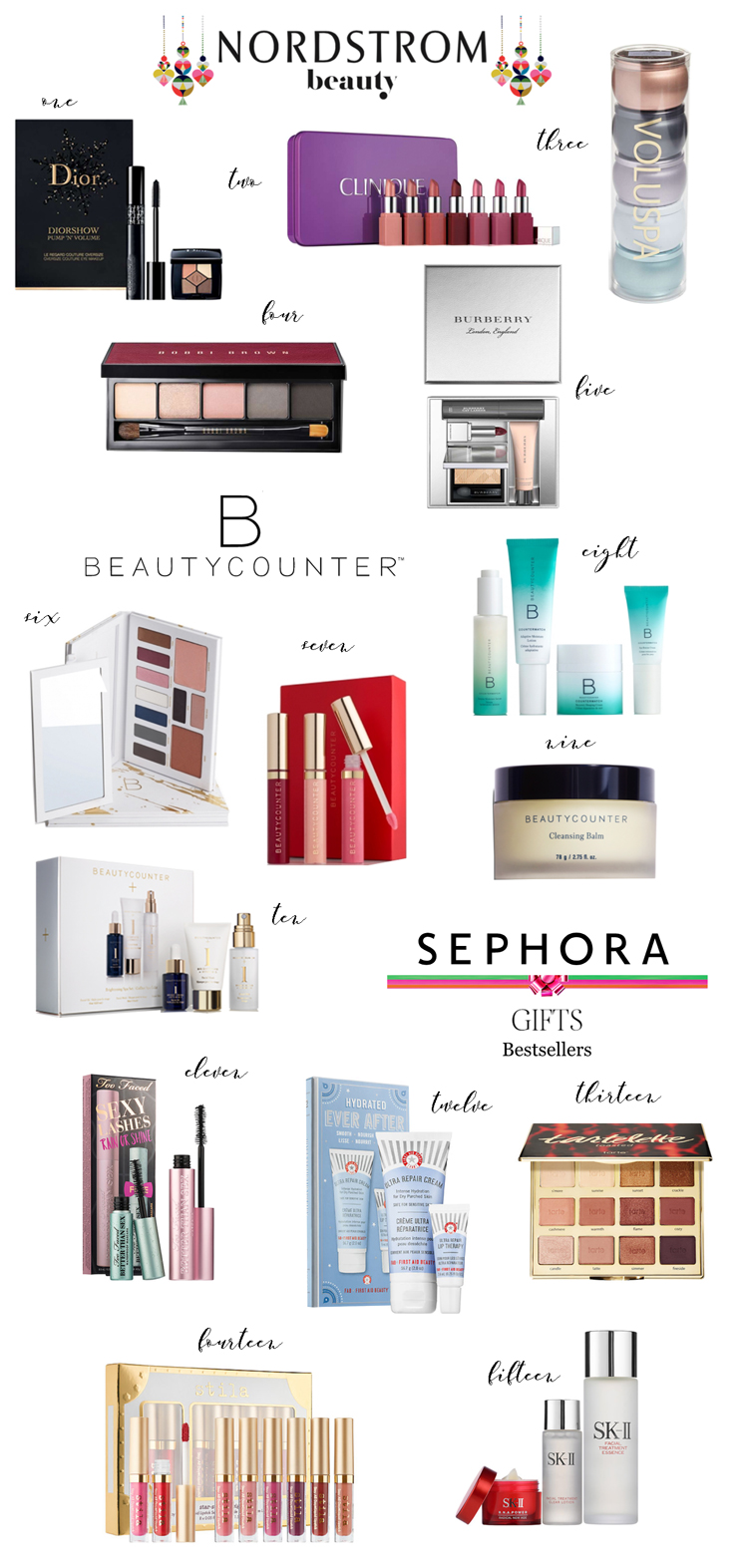 beauty buys from nordstrom