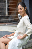 Radhika Cute Young New Actress in White Long Transparent Kurta ~  Exclusive Celebrities Galleries 024.JPG