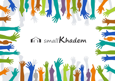 Careed opportunity as a volunteer at Small Khadem