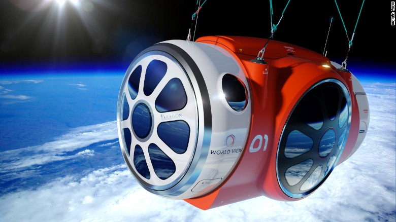 Space Travel is coming - You can book a ticket to space very soon