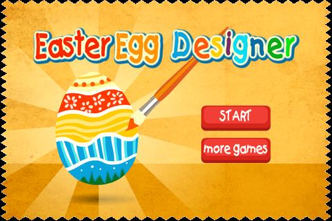 Diseñador del huevo de Pascua