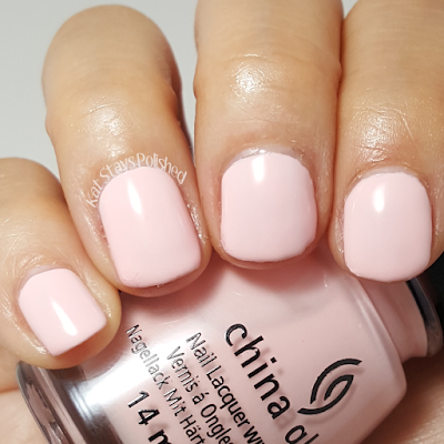 China Glaze Rebel Collection 2016 - Fresh Princess | Kat Stays Polished