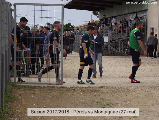 ES Pérols football champion