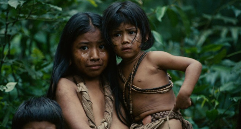 A Cloister of Wolves and Fire: Apocalypto [2006]