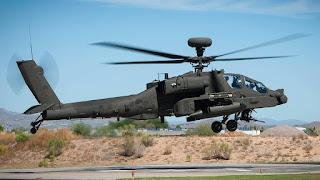 Helikopter Serang AH-64E Apache Guardian Korea Selatan