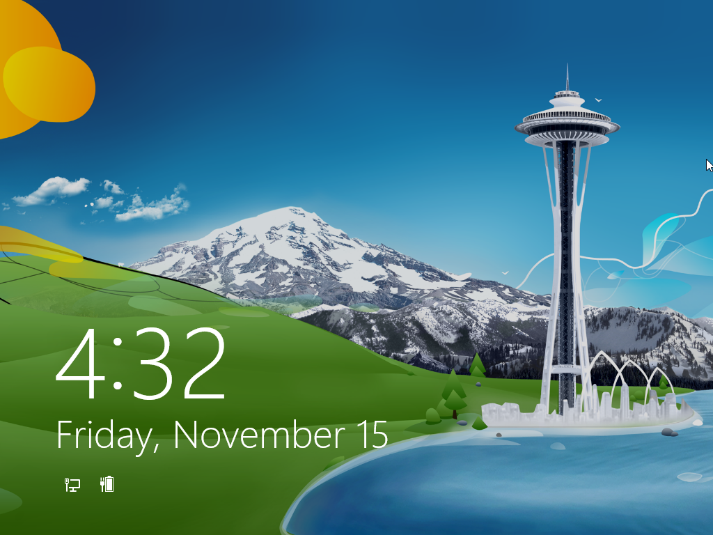 Mengganti Gambar Lock Screen Windows 10