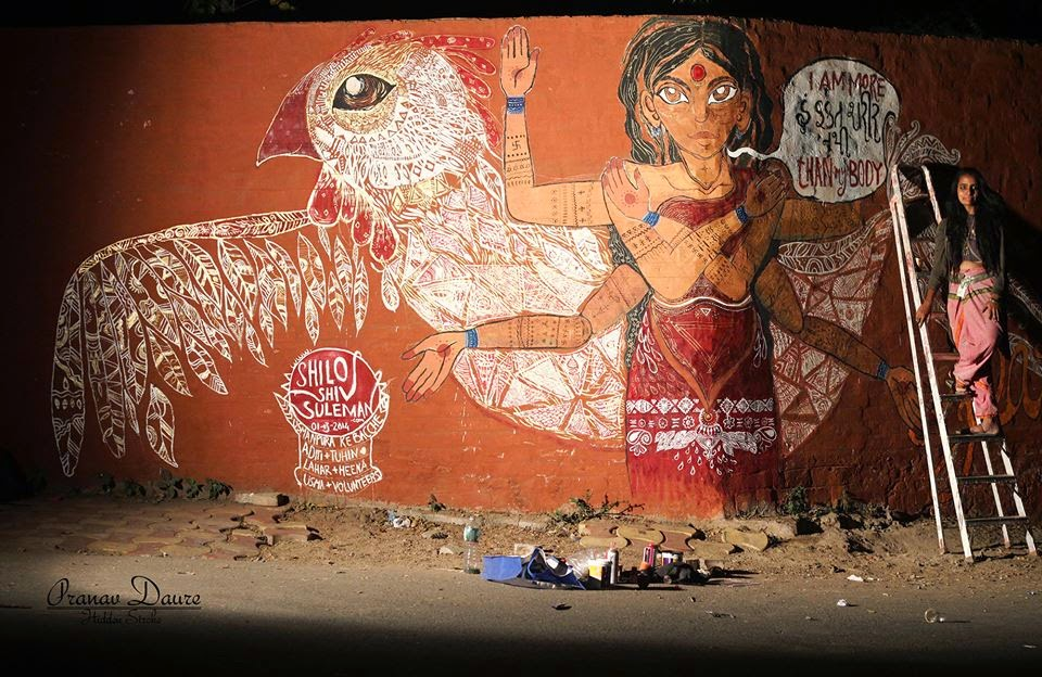 Across the Universe: The Fearless Graffiti Project