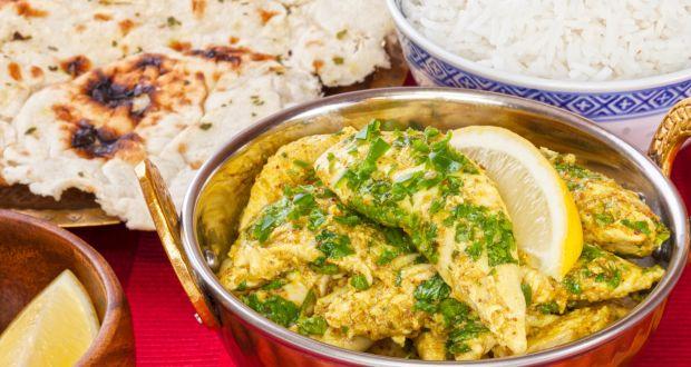 Low Fat Dahi Chicken Recipe