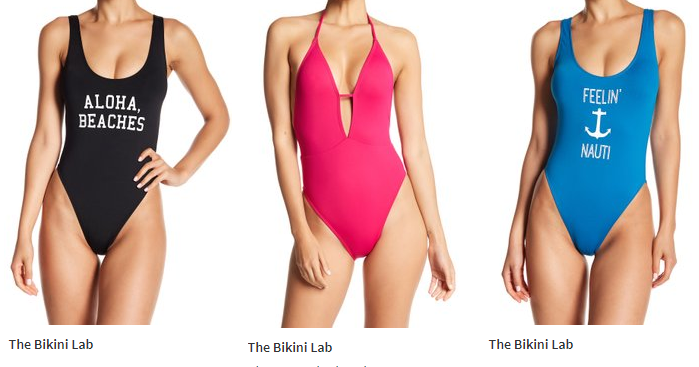 c3975e1ed7e The Target Saver: Nordstrom Rack: Bikini Lab Swimsuits Up to 80% Off  (Starting at ONLY $7.20!)