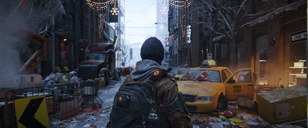 Tom Clancys The Division Gamescom 2013 Trailer